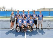Boys Tennis 2019