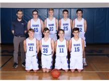 8th Boys Basketball 2019 2020