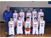 7th Boys Basketball 2019 2020