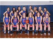 Varsity Girls Basketball 2019 2020