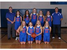 8th Girls Basketball 2019 2020