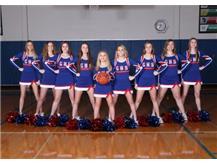 HS Basketball Cheerleading 2019 2020