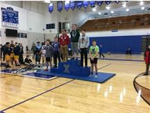 Gavin Henry 4th at Xenia Inv