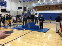 Jett Daniels 4th at Xenia Inv