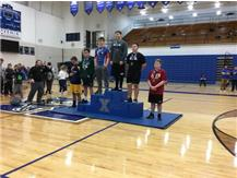 CJ Henry 2nd at Xenia Inv