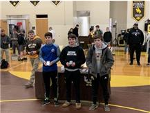 Teagan Hendricks 1st Place OHC Feb 2020
