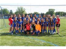 Fall 2020 Varsity Girls Soccer