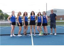 Fall 2020 High School Girls Tennis
