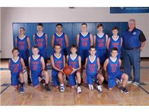 7th Boys Basketball 2020 2021