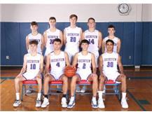 HS Boys Varsity Basketball 2020 2021