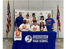 Teagan Hendricks Signs with Ohio Northern April 5, 2021