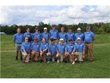 Fall 2021 HS Boys Golf