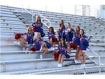 High School Cheerleaading Fall 2021