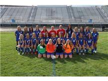 High School Girls Soccer Fall 2021