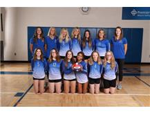 High School Reserve Volleyball Fall 2021