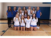 High School Varsity Volleyball Fall 2021