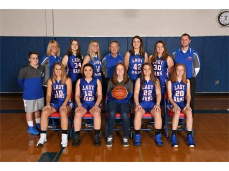 Reserve Girls Basketball 2016 2017