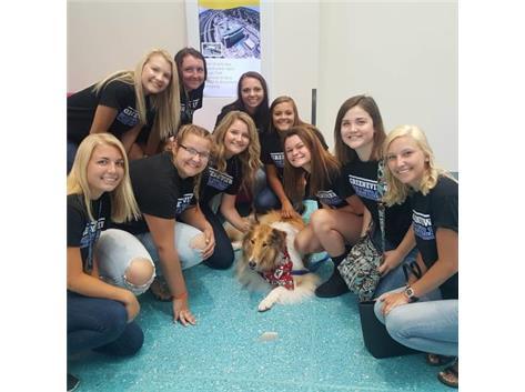 Dayton Childrens Visit Summer 2017
