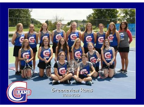 High School Girls Tennis Fall 2018