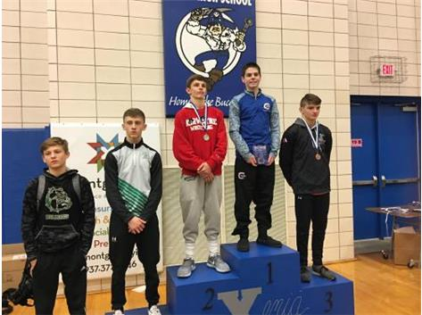 Teagan Hendricks 1st at Xenia Inv Dec