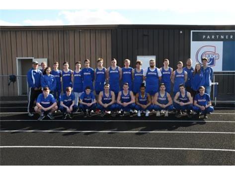 HS Boys Track 2019