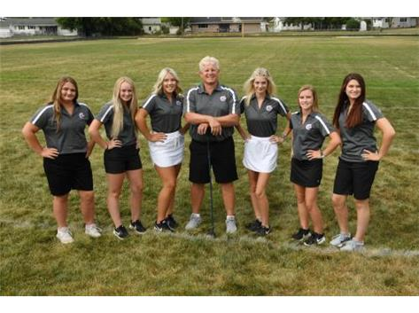HS Girls Golf Fall 2019