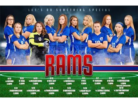 HS Girls Soccer Senior Calendar 2019