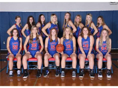Varsity Girls Basketball 2019 2020