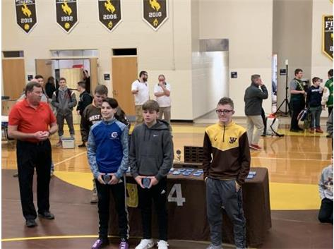 Ashtan Hendricks 1st Place OHC Feb 2020