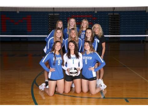 Fall 2020 Varsity Volleyball