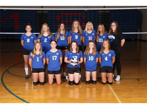 Fall 2020 8th Volleyball