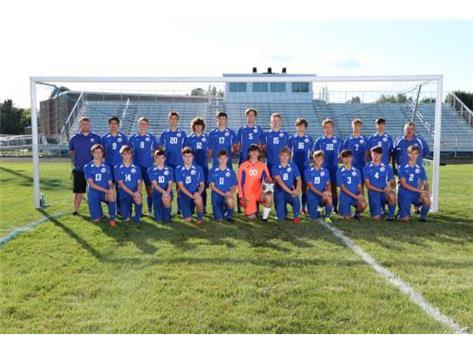 Fall 2020 Varsity Boys Soccer