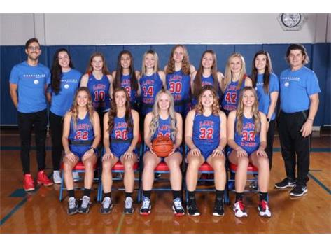 Varsity Girls Basketball 2020 2021