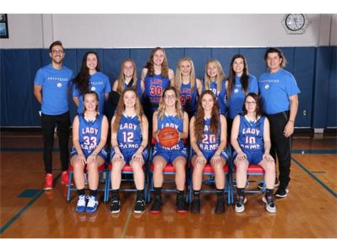 Reserve Girls Basketball 2020 2021