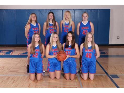 8th Girls Basketball 2020 2021