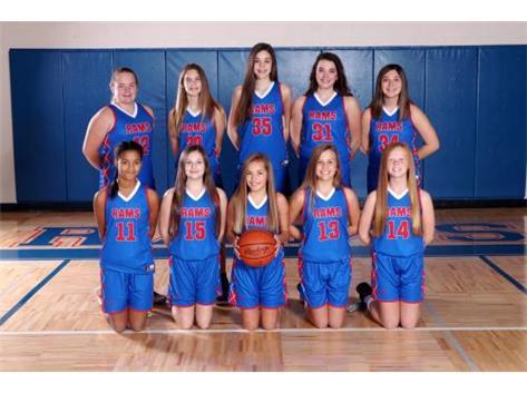7th Girls Basketball 2020 2021