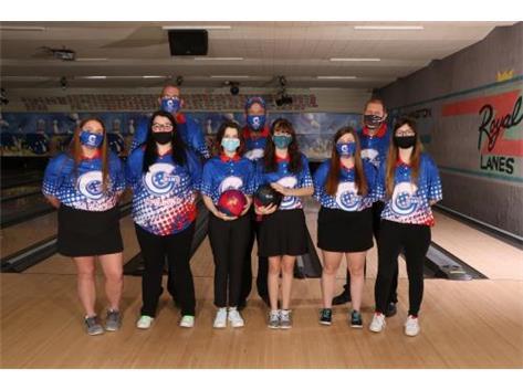 HS Girls Bowling 2020 2021