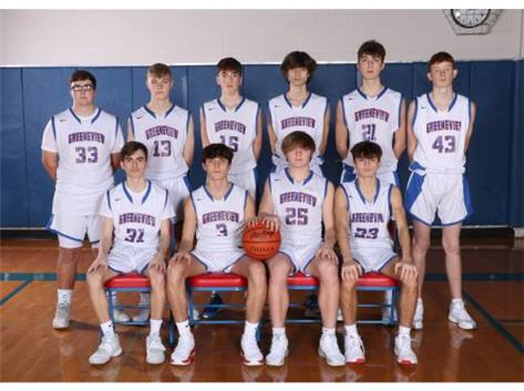 HS Boys Reserve Basketball 2020 2021