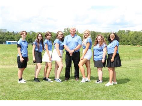 Fall 2021 HS Girls Golf