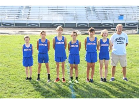 Middle School XC Fall 2021