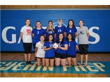 Volleyball Jr Varsity 2017-18