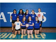 Volleyball Frosh 2017-18