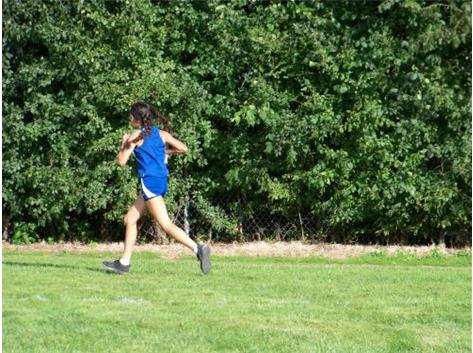 Amanda ran an amazing race finishing 18th out 48 runners with a new PR for the season 24:23.2