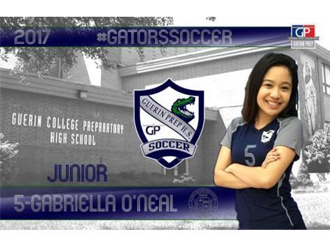 5-Gabriella O'Neal