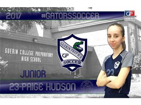 23-Paige Hudson