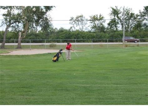 Nick Kanzia Chipping #9