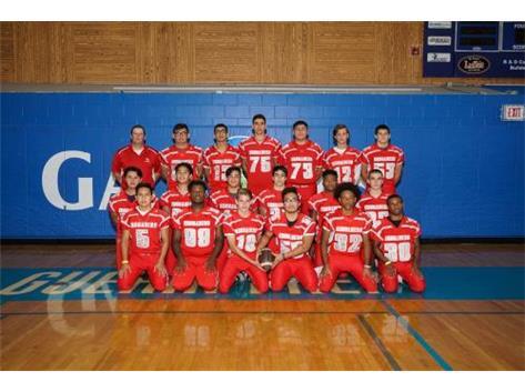 Football Varsity 2017-18