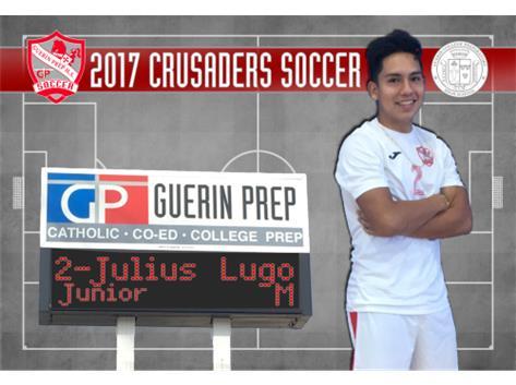 2 - Julius Lugo