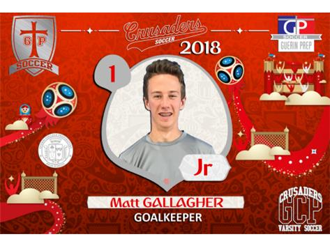 1 - Matt Gallagher