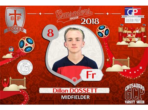 8 - Dillon Dossett
